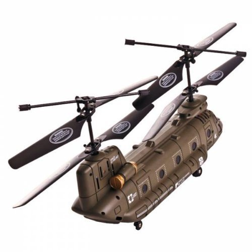 Chinook 3 Channels RC Helicopter
