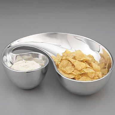 Morphik 2- Piece Chip and Dip Set