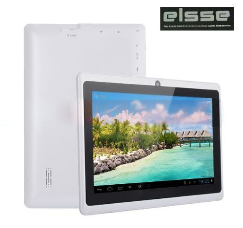"7"" 5-point capacitive screen TABLET PC ANDROID 4.0"