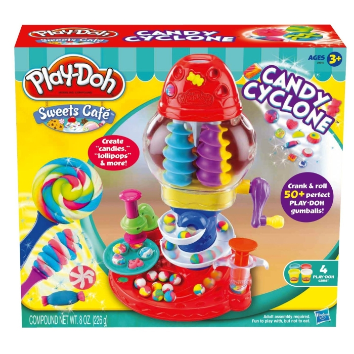 Play-Doh Sweet Shoppe Candy Cyclone Playset