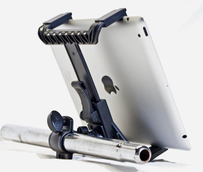 iShot Mounts -- The New iPad - iPad 2 - iPad 3