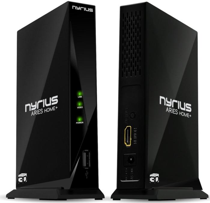 Nyrius ARIES Home+ HDMI Digital Wireless Transmitter & Receiver