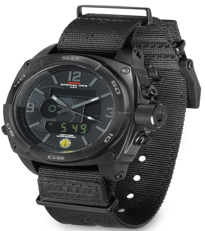 The Radiation Detecting Watch