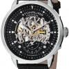 Stuhrling Original Men's 133.33151 Symphony Aristocrat Executive Automatic Skeleton Watch