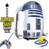 Star Wars Pump & Play Jumbo Inflatable Remote Controlled R2-D2