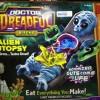 Doctor Dreadful Aliens Bonus Food