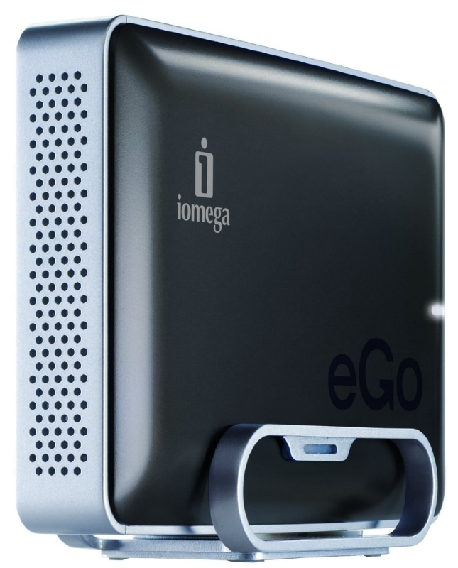 Iomega eGo 3 TB USB 3.0 Desktop External Hard Drive 35451 (Gray)