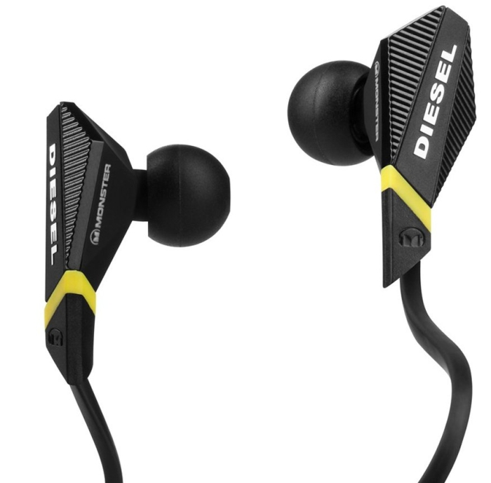 Monster Cable Diesel In-Ear Headphone with Control Talk