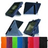 Transformer Multi-View Leather Case Cover for Amazon Kindle Fire HD