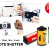 GIZMON iCA REMOTE SHUTTER K (for iPhone, iPad and iPod touch)