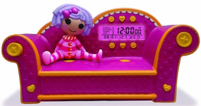 Lalaloopsy Alarm Clock Radio