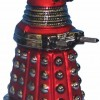Kurt Adler 5-Inch Doctor Who Red Dalek Robot Ornament