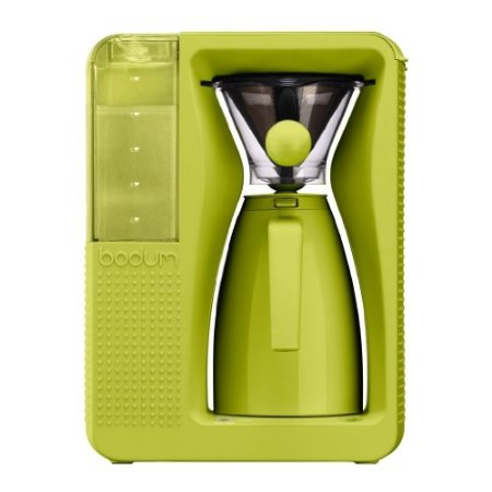 Bodum Bistro Electric Pour Over Coffeemaker - Green