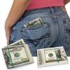 $100 Bill Wallet
