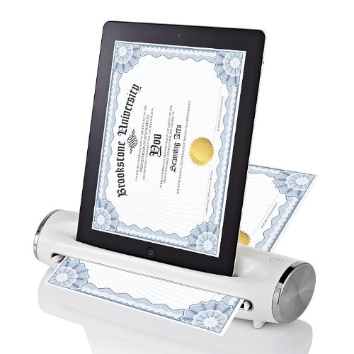 Scanner for iPad Tablet