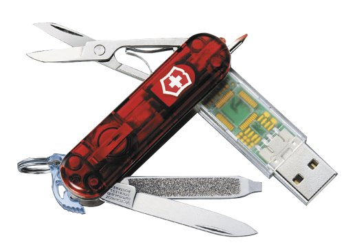 Victorinox SwissMemory 128 MB USB Storage Device