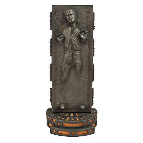 Star Wars Han Solo In Carbonite Coin Bank