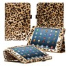 Amazon.com  Leopard PU Leather Case Cover with Stand & Handgrip for Apple Ipad Mini - MAIN
