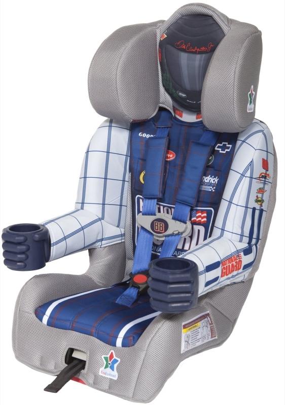 Amazon.com  Kids Embrace Dale Earnhardt Jr Toddler_Booster Car Seat - MAIN