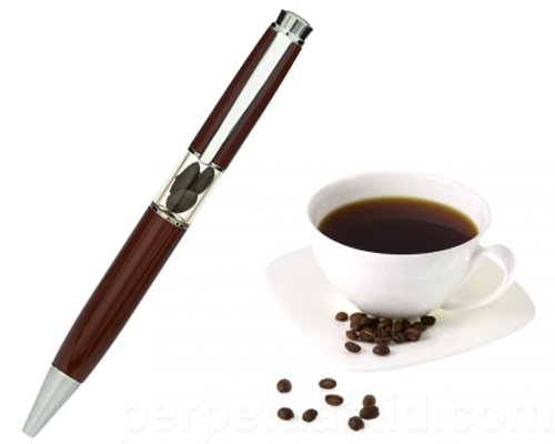COFFEE BEAN SCENTED PEN