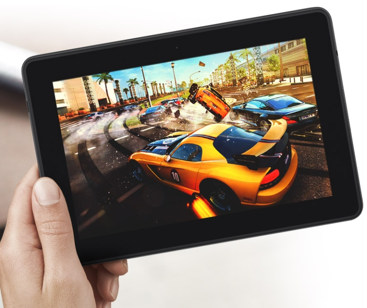 All-New Kindle Fire HDX 7 Tablet