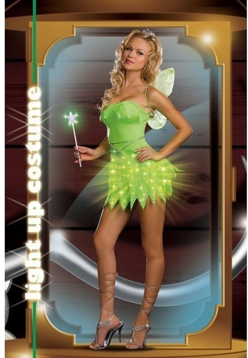 Light Up Adult Costume