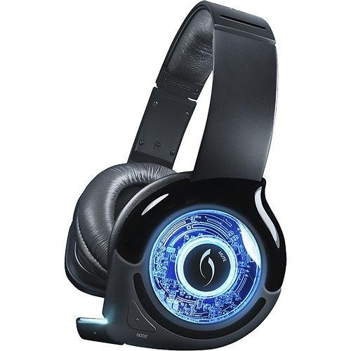 PDP Afterglow Prismatic Wireless Headset Xbox 360