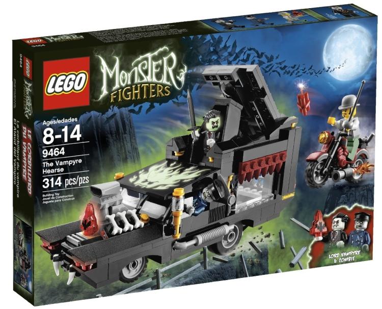 LEGO Vampyre Hearse