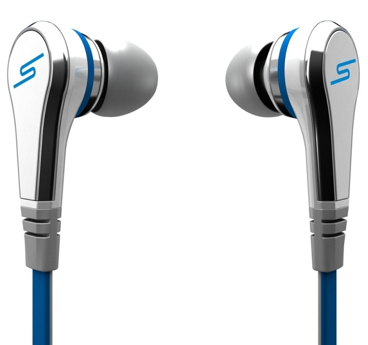 50 Cent Wired In-Ear Headphones