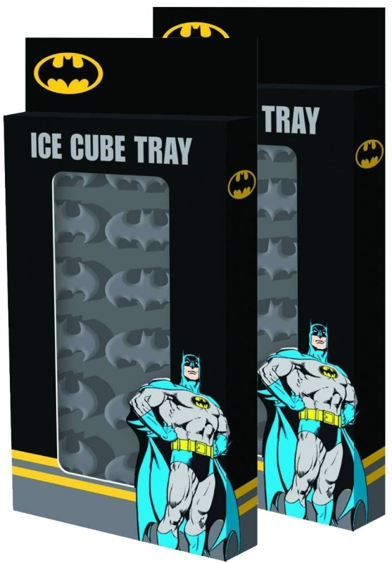 Batman Logo Ice Cube  Jello Molds