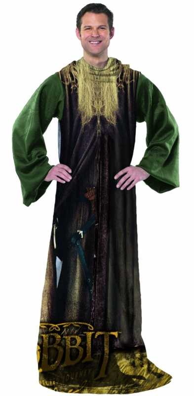 Being Gandalf Costume Comfy Throw