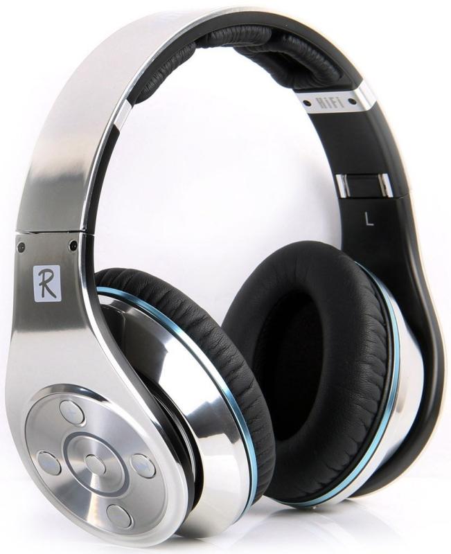 Bluetooth4.0 8 Tracks 8 Driver Units Deep bass effect wireless Headphones