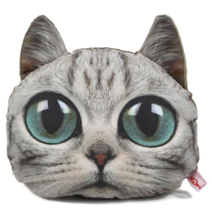 Cat Car Neck Pillow