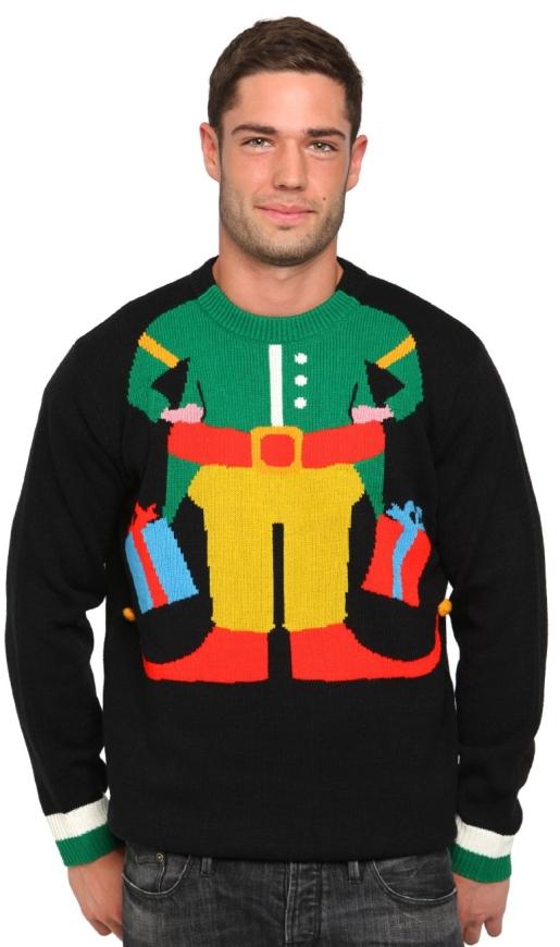 Christmas Elf Sweater