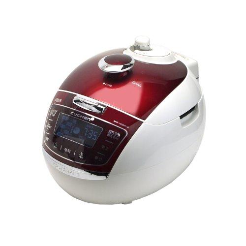 Cuchen Premium IH Pressure Rice Cooker 6Cup