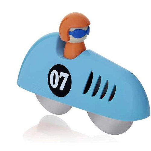 Cutter Slicer Jay Pit Stop Racing Car Steel Double Disc Retro Novelty