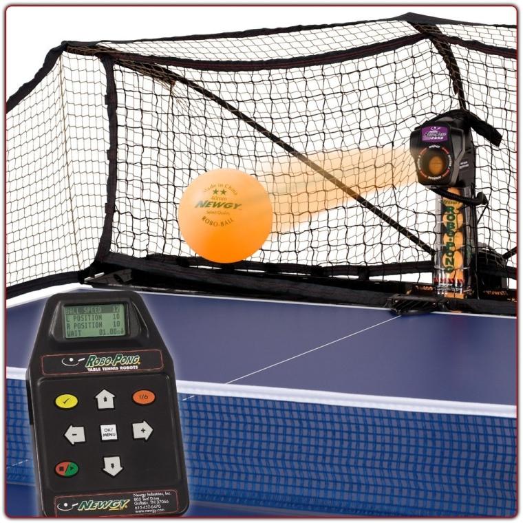 Digital Table Tennis Robot