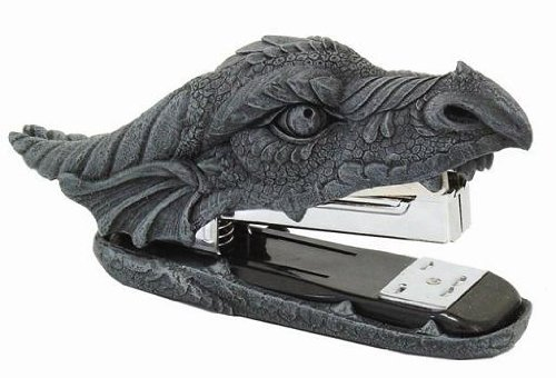 Dragon Stapler Novelty