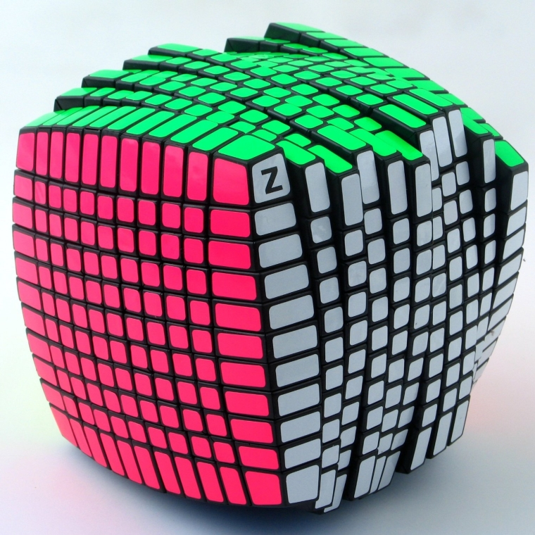 Exclusive 11x11 Speed Cube Puzzle