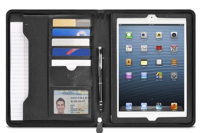 Folio Multi-Purpose Portfolio Case for Apple iPad 4