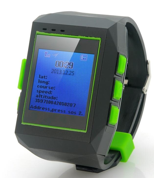 GPS Watch Tracker Geolock