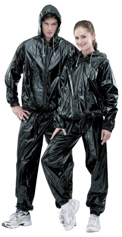 Hooded Sauna Suit