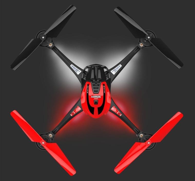 LaTrax Alias Quad-Rotor Ready-To-Fly Helicopter