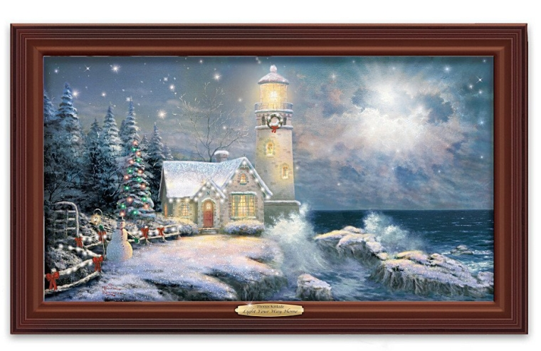 Light Your Way Home Wall Decor