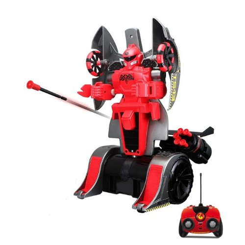 Maisto Twist  Shoot Remote Control Street Trooper Robot Car