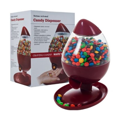 Motion-Activated Candy Dispenser