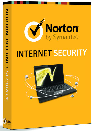 Norton Internet Security 2013 - scrubbed box shots