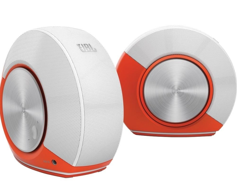 Pebbles Plug and Play Stereo Computer Speakers