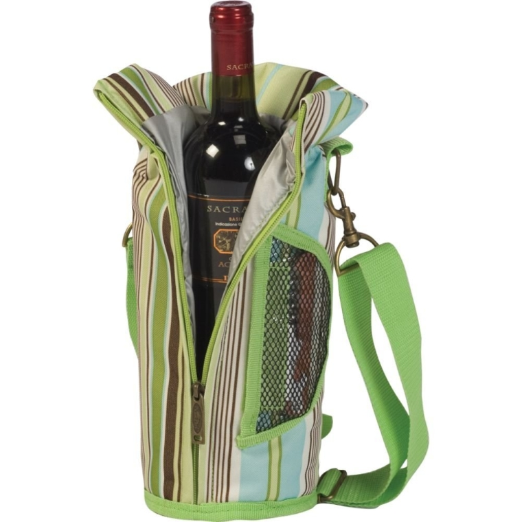 Picnic Plus Wine Insulated Pouch