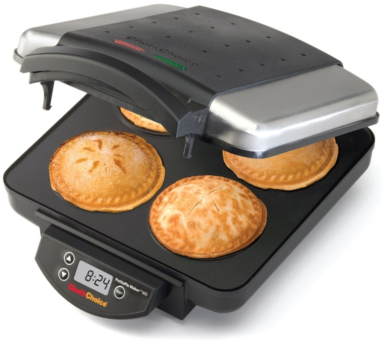 Pie maker for Perfect bake pro system